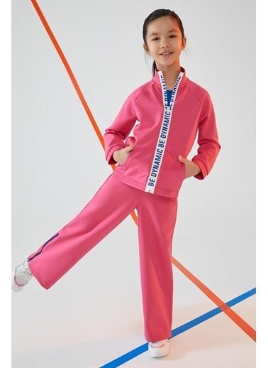 DeFacto Kız Çocuk Active Spor Eşofman Altı Nefti